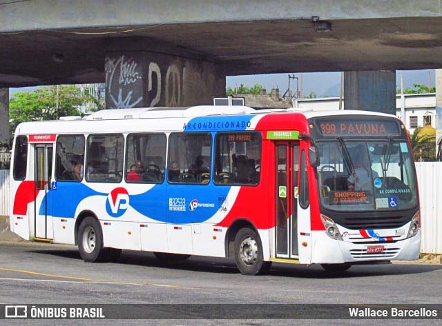 Rio: Viação Pavunense entra com pedido de Recuperação Judicial - revistadoonibus