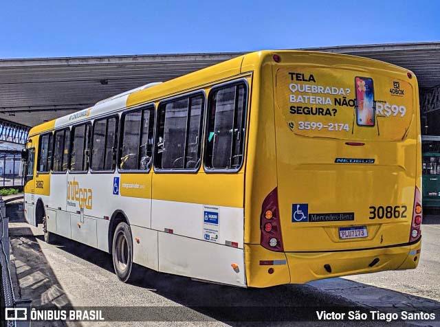 Salvador: Bandido assalta ônibus da Plataforma Transportes nesta manhã - revistadoonibus