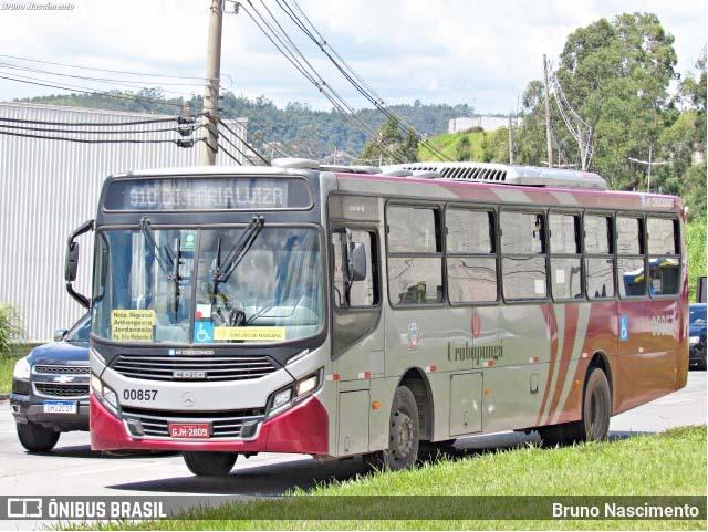 SP: Cajamar inaugura nova linha de ônibus ligando o Centro ao bairro Lago Azul
