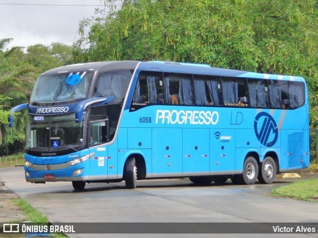 PE: Ônibus da Progresso atola na Rodoviária de Araripina - revistadoonibus