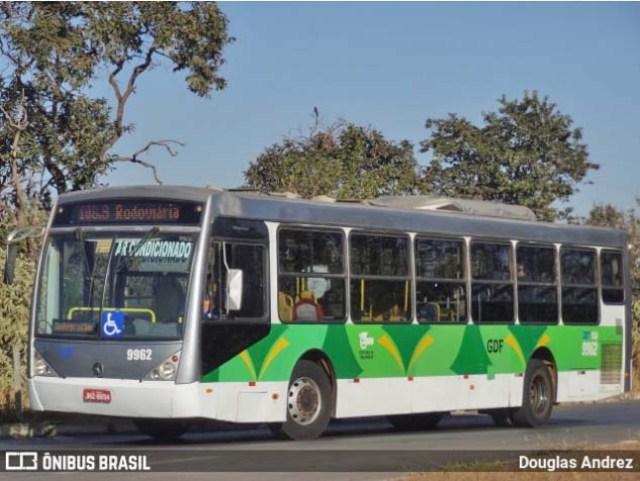 DF: TCB completa 60 anos no transporte público - revistadoonibus