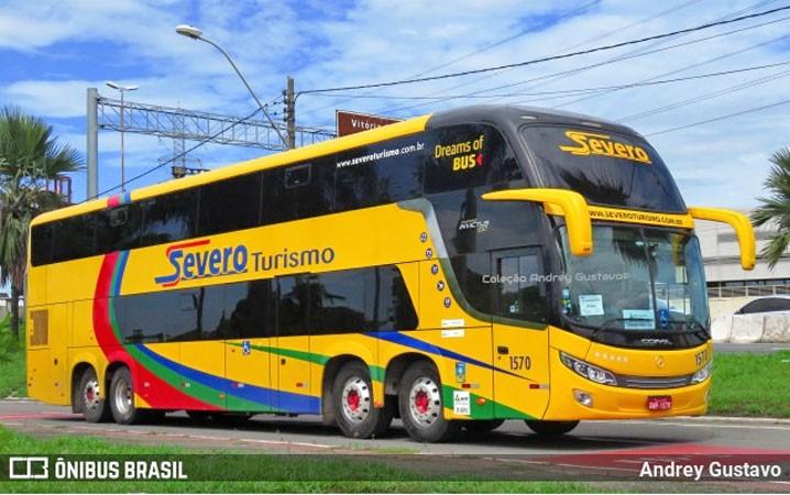 Belo Horizonte: Parte da garagem da Severo Turismo é interditada pela Defesa Civil