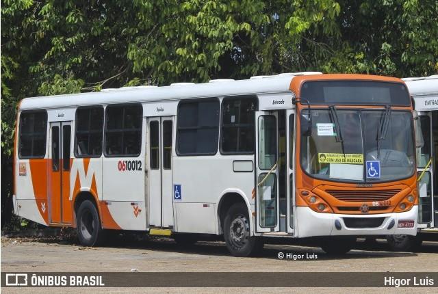 Manaus: Ônibus voltam circular com 30% da frota nesta tarde de segunda-feira - revistadoonibus