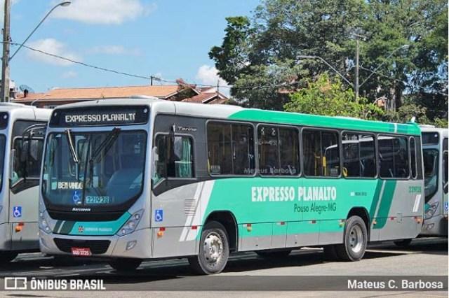 MG: Expresso Planalto deixará de operar algumas linhas em Pouso Alegre em julho - revistadoonibus