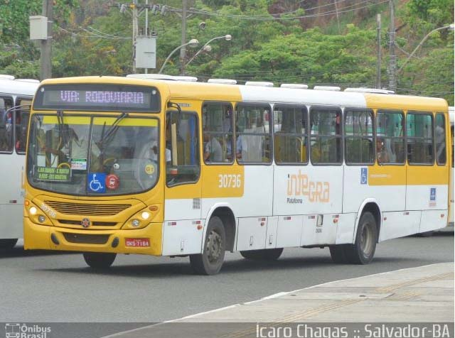Salvador: PM prende trio por furto em ônibus nas imediações da Avenida Barros Reis - revistadoonibus