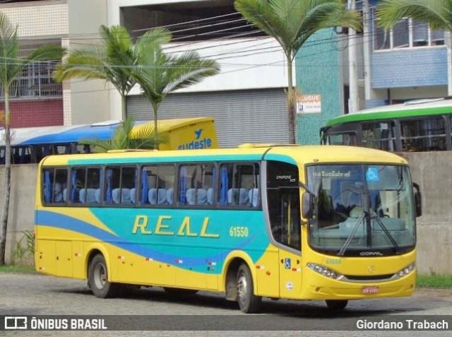 ES: Acidente com ônibus da Real Ita deixa três feridos na Região Serrana do Espírito Santo - revistadoonibus
