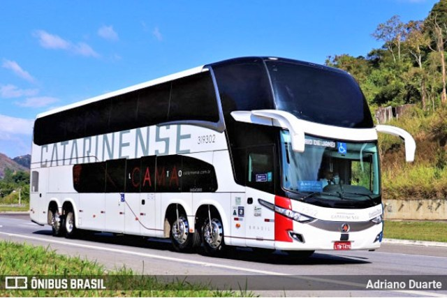 Adamantina possuem a tarifa do serviço Leito mais barata da Londrina x São Paulo Auto Viação Catarinense - revistadoonibus