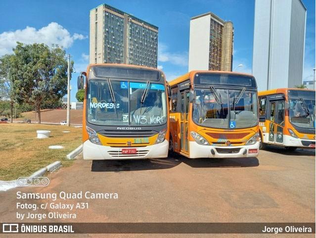 DF: Governo assume em julho a gestão do transporte de passageiros do Entorno