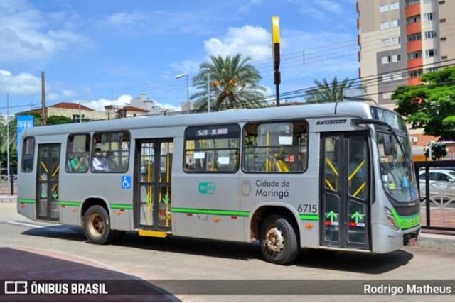 PR: Procon de Maringá realiza fiscalização no transporte após denúncia de superlotação - revistadoonibus