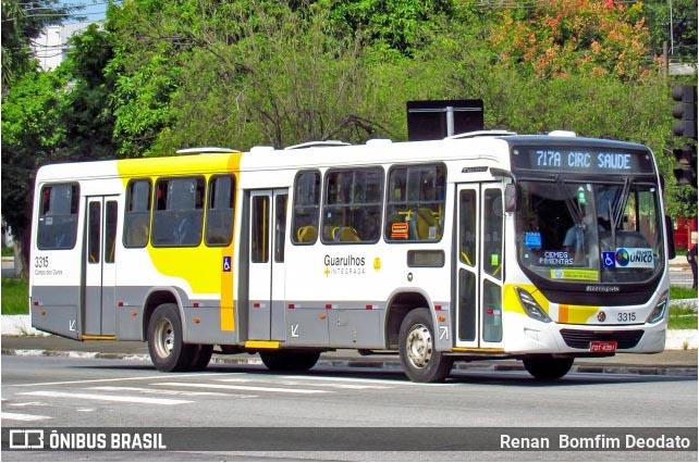 SP: Rodoviários de Guarulhos entrem em estado de greve por reajuste - revistadoonibus