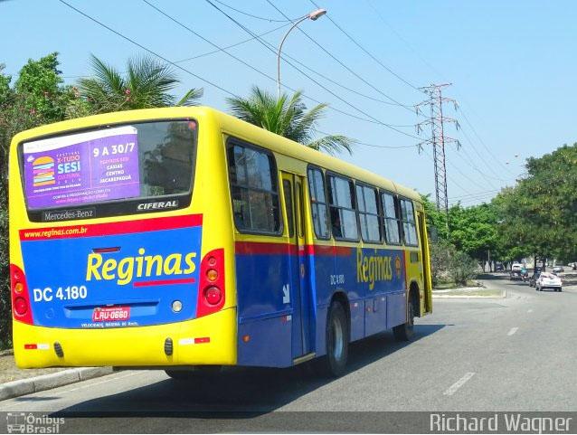 Vídeo: Ônibus da Auto Viação Reginas apresenta problemas na Baixada Fluminense - revistadoonibus