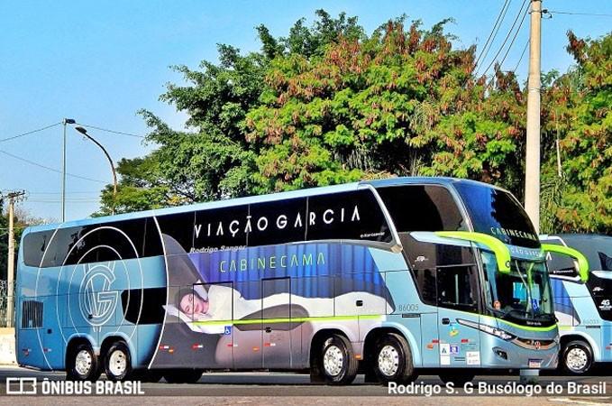 Viação Garcia recebe autorização da ANTT para operar na Curitiba x São Paulo x Curitiba
