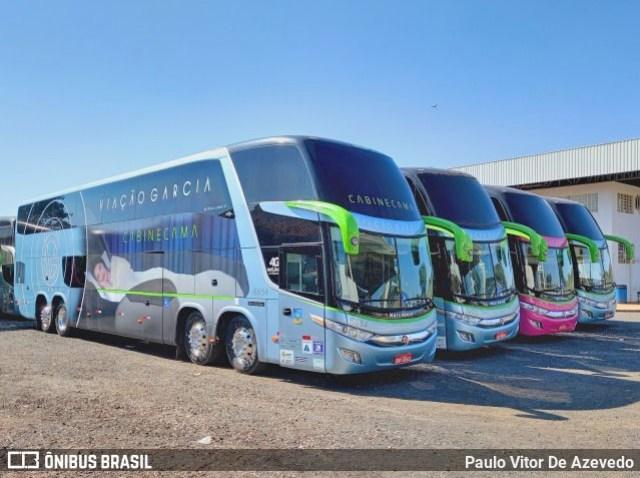 Viação Garcia recebe autorização da ANTT para operar na Curitiba x São Paulo x Curitiba - revistadoonibus