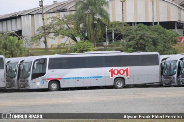 Busscar anuncia a entrega de mais ônibus El Buss 320L para Auto Viação 1001 - revistadoonibus