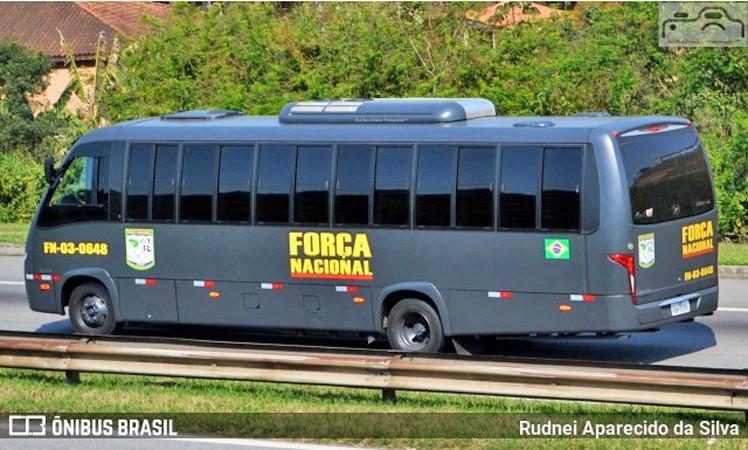 Governo Federal confirma o envio da Força Nacional para o Amazonas após onda de violência