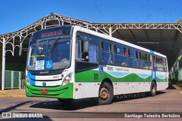PR: Cascavel anuncia alteração em linha de ônibus a partir desta segunda-feira 21 - revistadoonibus