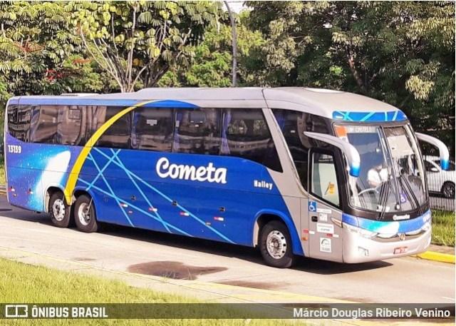 Vídeo: Ônibus com identidade semelhante da Viação Cometa em Luberton no Estados Unidos viraliza - revistadoonibus