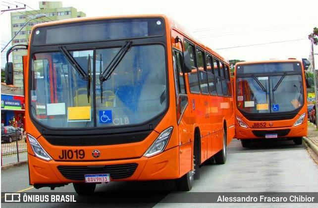 Curitiba: Urbs reforça linhas de ônibus para o concurso da Polícia Militar deste domingo