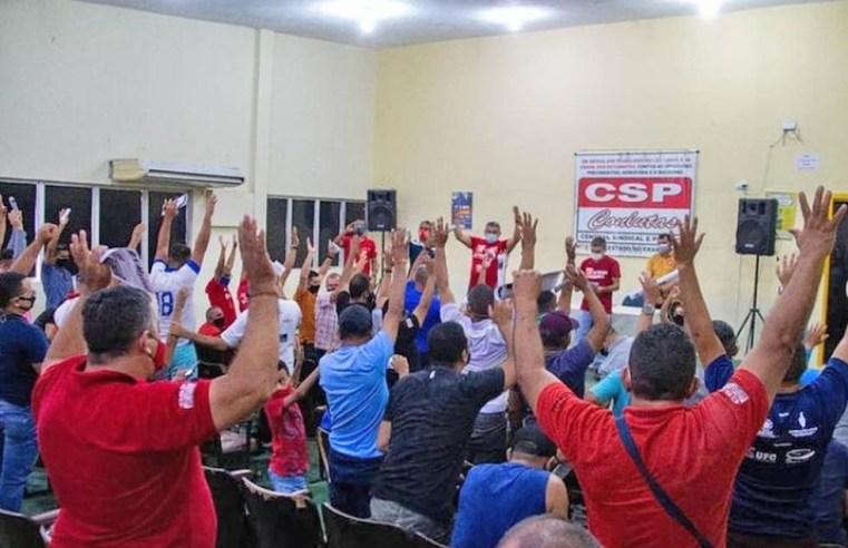Fortaleza: Rodoviários decidem suspender greve de ônibus até terça-feira