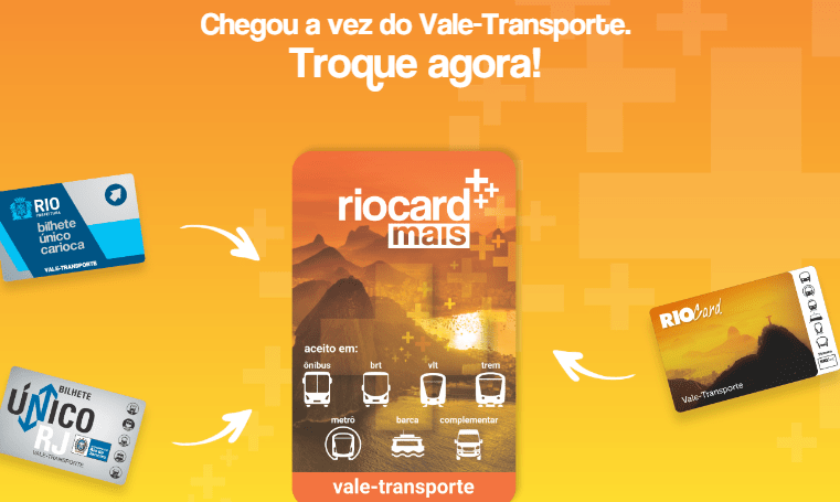 Rio Card: Dia 11 de junho é o último dia de utilização do Vale-Transporte antigo em Itaboraí, Niterói, Maricá, São Gonçalo e Tanguá