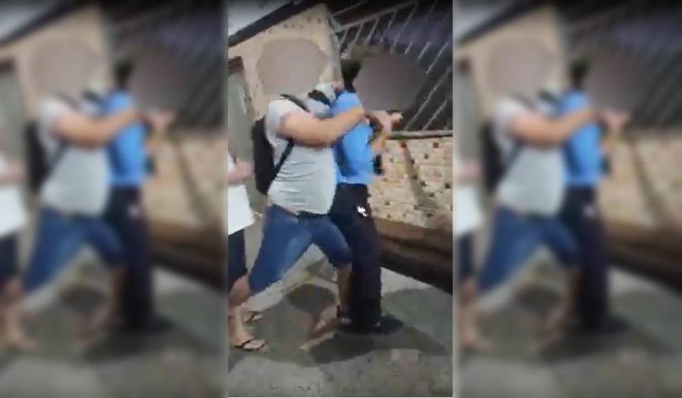 MT: Policial Civil agride motorista da Rio Novo por não usar máscara de proteção
