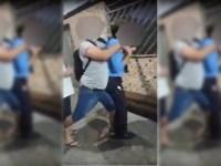 MT: Polícia Civil agride motorista da Rio Novo por não usar máscara de proteção - revistadoonibus