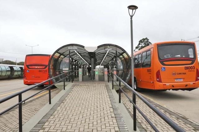 Curitiba: Linha Verde ganha Ligeirão que interliga 18 linhas de Norte a Sul da cidade - revistadoonibus