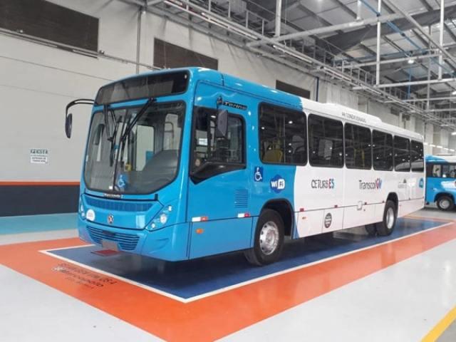 ES: Empresas do Sistema Transcol renovam frota com 208 novos ônibus - revistadoonibus