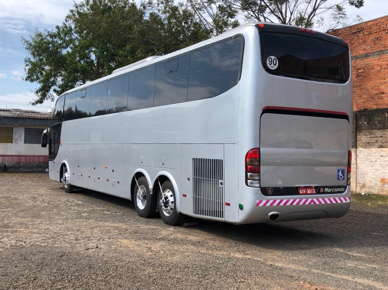 PR: Detran vai transformar ônibus doado pela Receita Federal em posto móvel