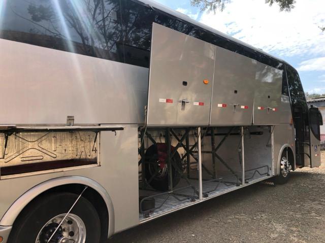 PR: Detran vai transformar ônibus doado pela Receita Federal em posto móvel - revistadoonibus