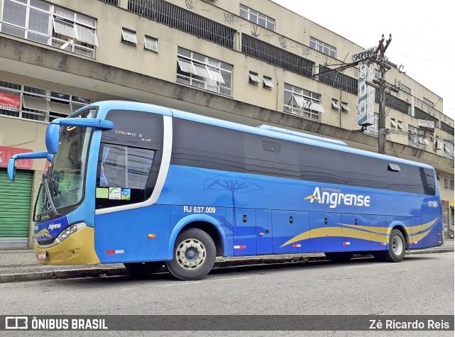 RJ: Ônibus da Expresso Angrense tomba na RJ-155 em Rio Claro deixando 25 feridos