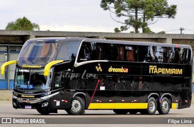 Viação Itapemirim e Expresso União lotam Leito Cama neste fim de semana na BH x Brasília - revistadoonibus