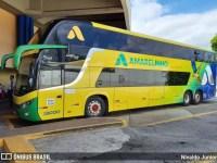 Viação Amarelinho segue perdendo passageiros para Rode Rotas na São Paulo x Ituiutaba - revistadoonibus