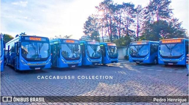 SP: JTP Transportes incorpora 10 ônibus para atender a cidade de Embu das Artes - revistadoonibus