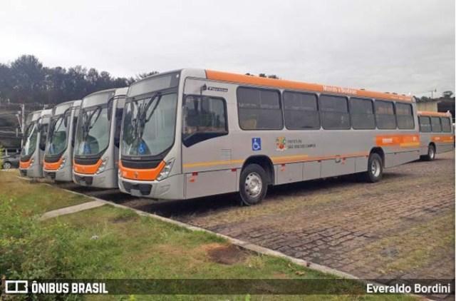 São José dos Campos: Joseense renova frota com 20 ônibus Torino Mercedes-Benz OF-1721 - revistadoonibus