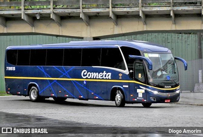 SP: Homem morre atropelado por ônibus da Viação Cometa em Mogi Mirim