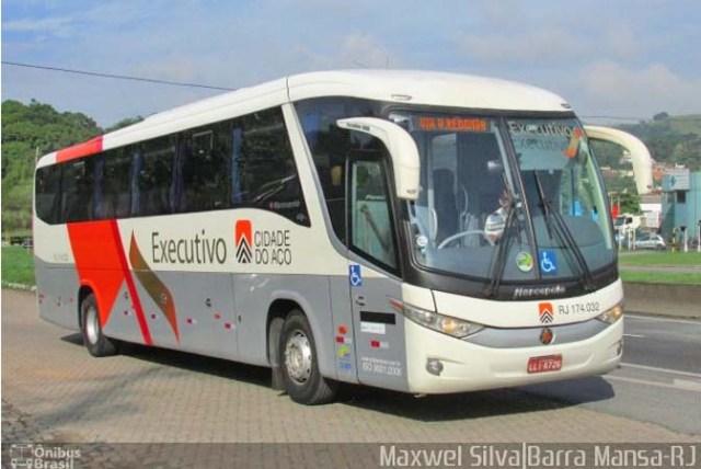 RJ: Cidade do Aço possui o serviço convencional mais confortável do estado - revistadoonibus