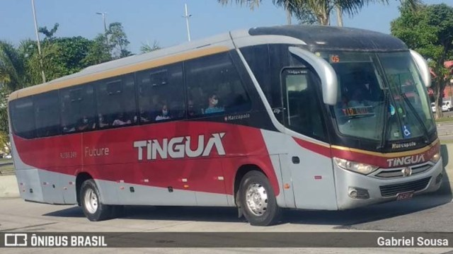 Rio: Imagem de bandido que assaltou ônibus da Tinguá viraliza na internet - revistadoonibus