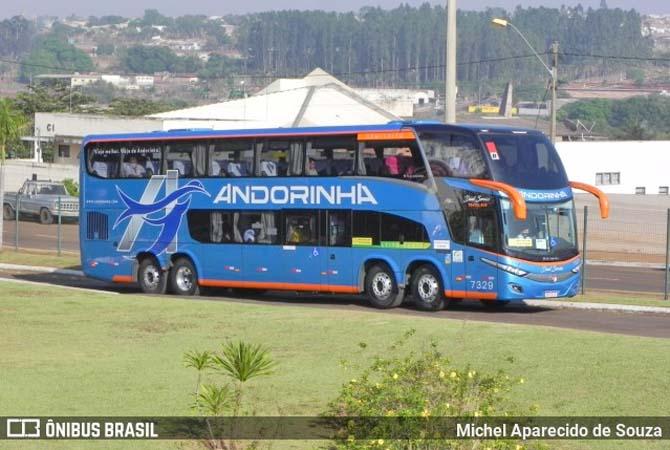 MS: Andorinha disponibiliza ônibus DD leito na Campo Grande x Corumbá