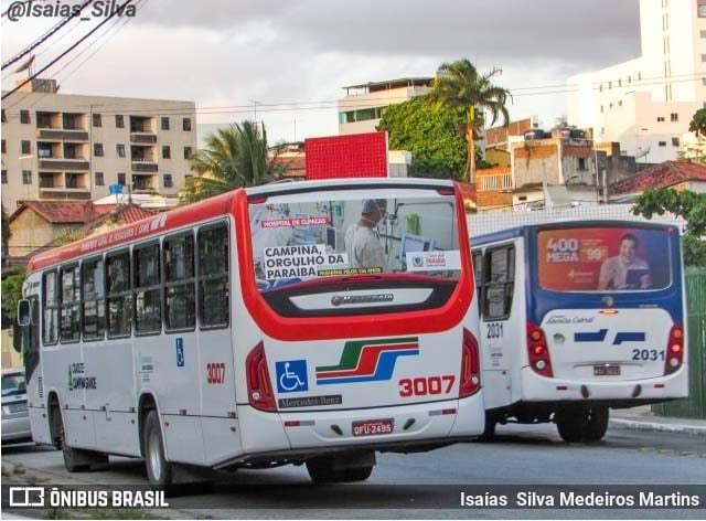 PB: Rodoviários de Campina Grande realizam paralisação nesta terça-feira - revistadoonibus