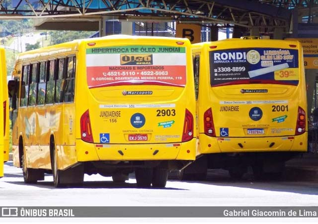 SP: Jundiaí terá o retorno de quatro linhas de ônibus na segunda-feira