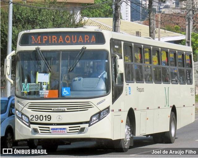 Curitiba: Linha D66-CTBA/PIRAQUARA (Direto) volta a operar - revistadoonibus