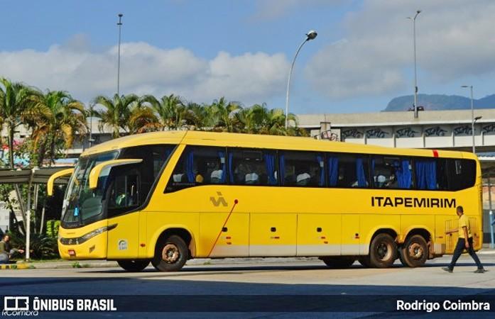 RJ: Nova Friburgo anuncia frota de ônibus da Viação Itapemirim, porém não divulga a listagem dos veículos