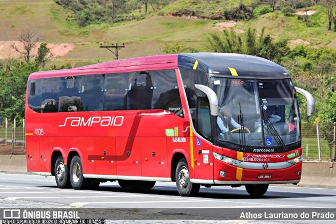 Aparecida: Viação Sampaio possui aumento na procura por passagens para o Rio neste domingo