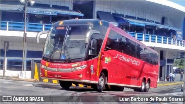 Aparecida: Viação Sampaio possui aumento na procura por passagens para o Rio neste domingo - revistadoonibus