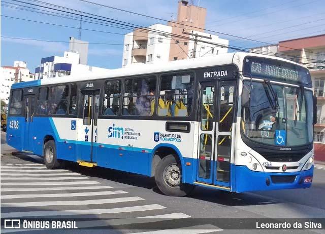 Vídeo: Ônibus da Insular Transportes é destruído pelo fogo em Florianópolis - revistadoonibus