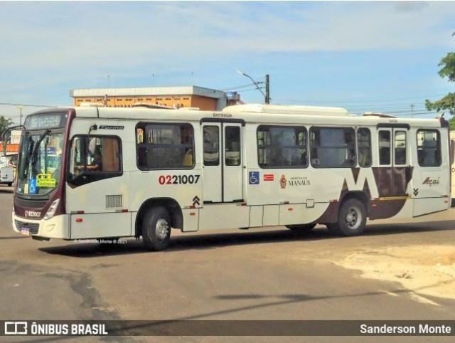 Prefeitura de Manaus garante circulação das linhas operadas pela Açaí na zona Norte - revistadoonibus