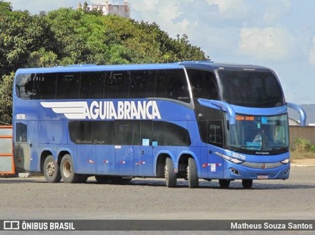 BA: Funcionários da Viação Aguia Branca fazem paralisação em Itabuna por melhores salários - revistadoonibus