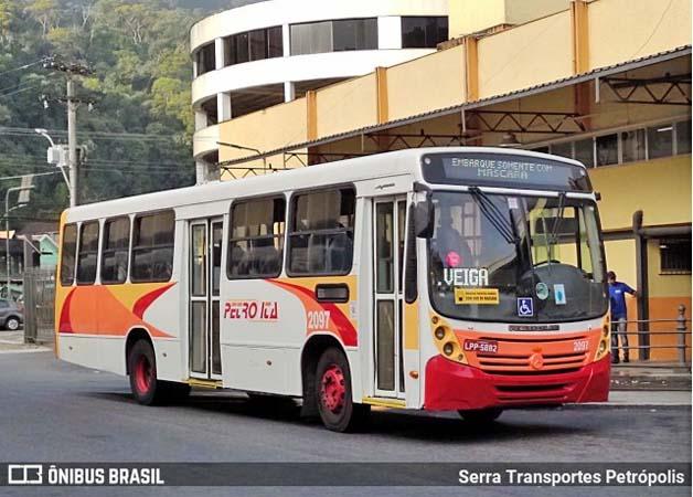 RJ: Tarifa de ônibus em Petrópolis ficará mais barata a partir de 1º de agosto
