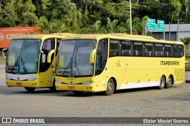 Vídeo: Venda de ônibus da Viação Itapemirim ajudou no aporte da cia aérea ITA Transportes, diz site - revistadoonibus